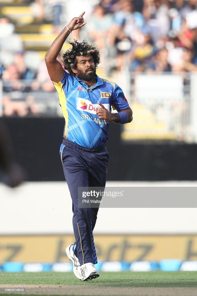 New Zealand v Sri Lanka - T20 : News Photo