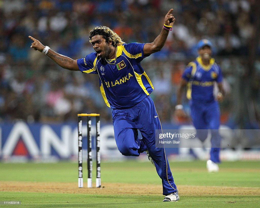 India v Sri Lanka - 2011 ICC World Cup Final : News Photo