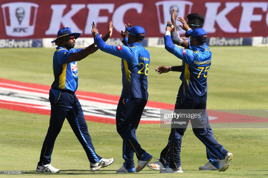 ZAF: South Africa v Sri Lanka - 3rd KFC T20 International