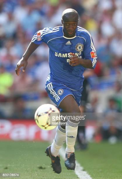 Lassana DIARRA - - Manchester United / Chelsea - Community Shield - Wembley - Londres,