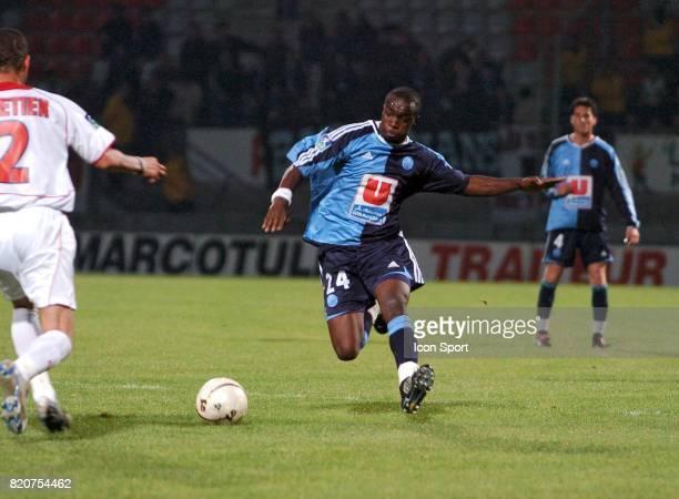 Lassana DIARRA Nancy / Le Havre 37e journee de Ligue 2