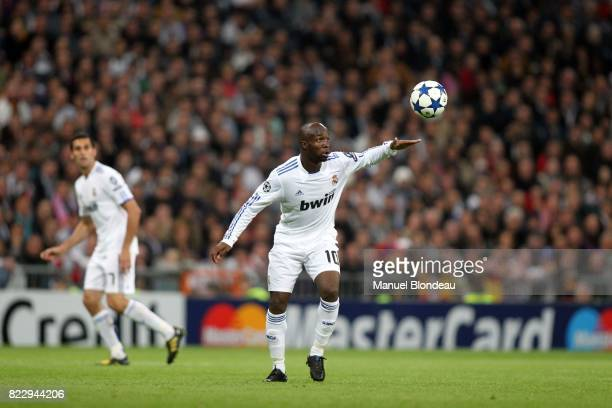 Lassana Diarra - - Real Madrid / Milan AC - Champions League 2010/2011 -