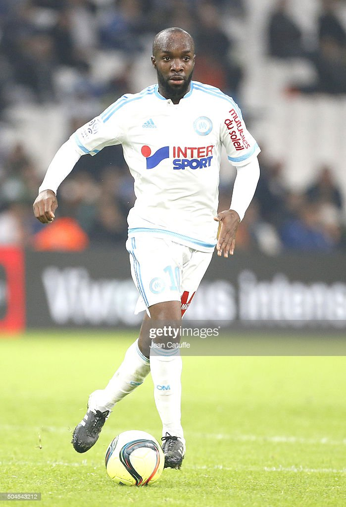 Olympique de Marseille v EA Guingamp - Ligue 1
