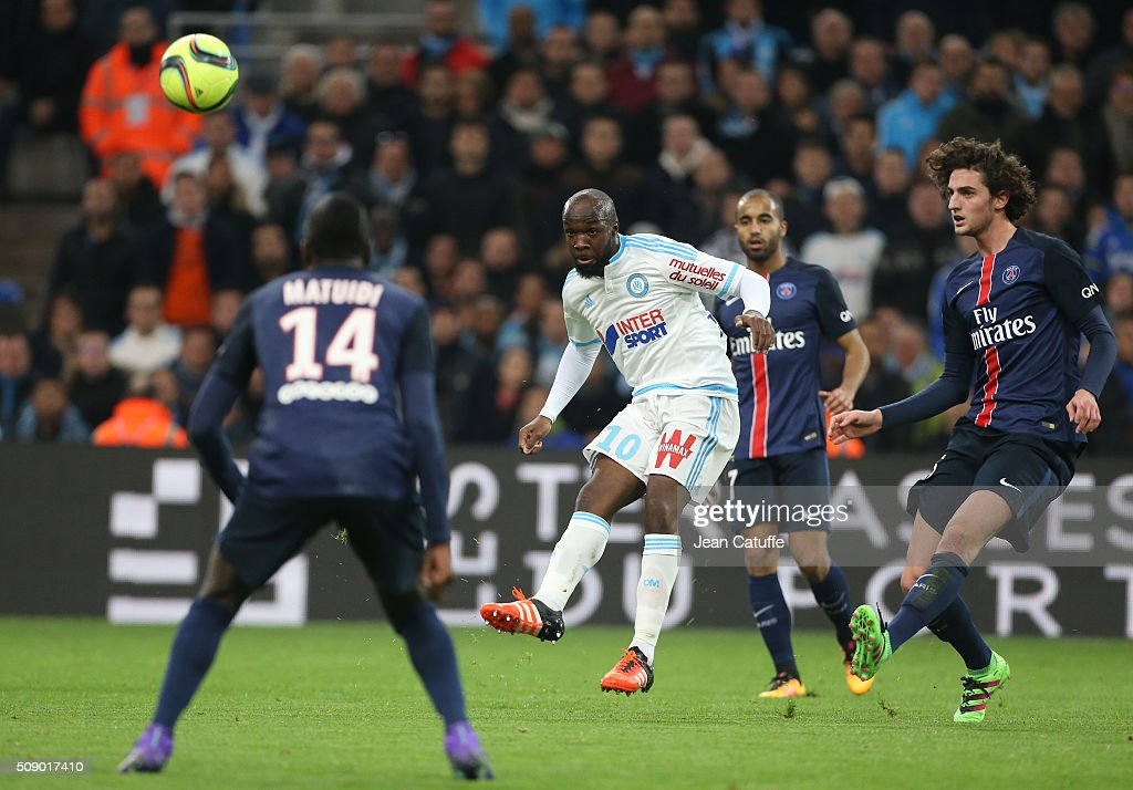 Olympique de Marseille v Paris Saint-Germain - Ligue 1 : News Photo