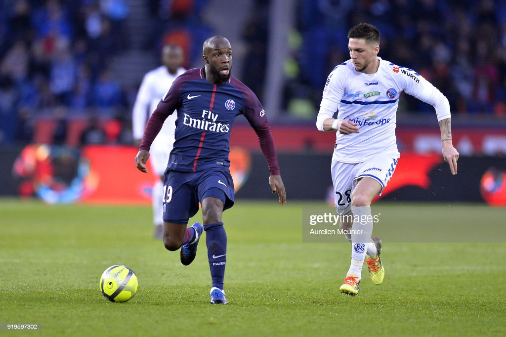 Paris Saint Germain v Strasbourg - Ligue 1