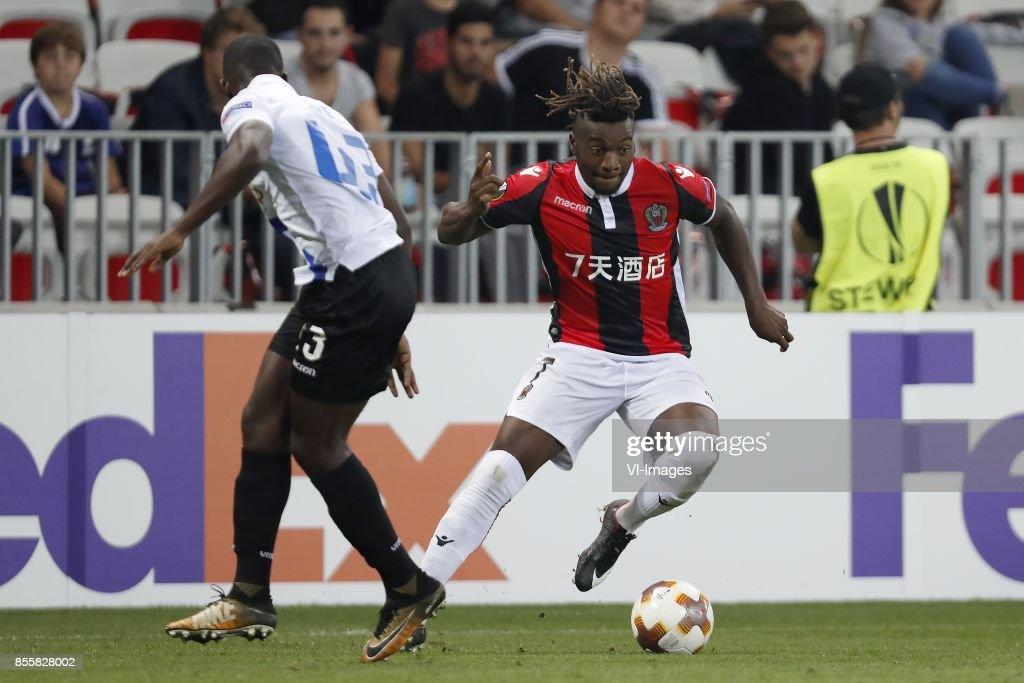 UEFA Europa League'OGC Nice v Vitesse' : News Photo