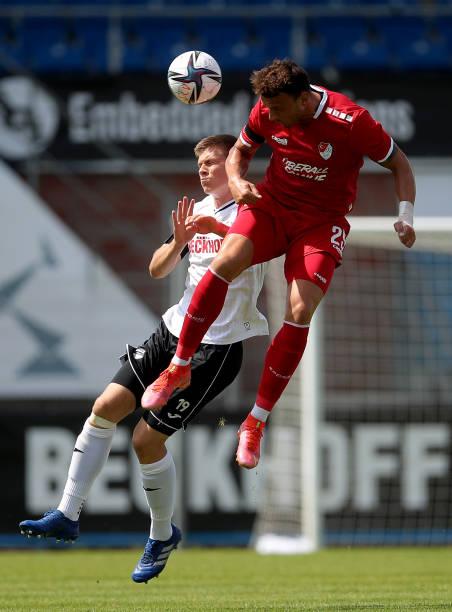 DEU: SC Verl v Türkgücü München - 3. Liga