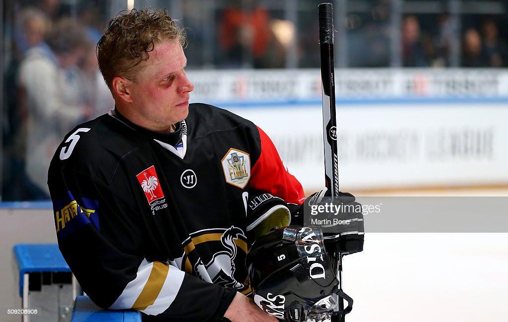 Karpat Oulu v Frolunda Gothenburg  - Champions Hockey League Final : News Photo