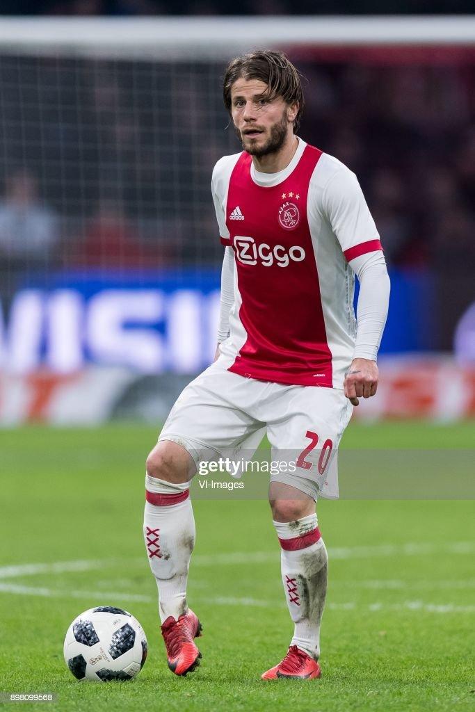 Ajax v Willem II - Eredivisie