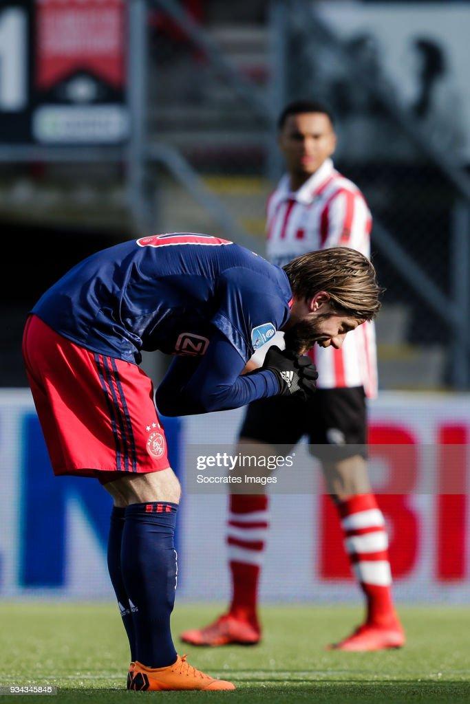 Sparta Rotterdam v Ajax - Eredivisie