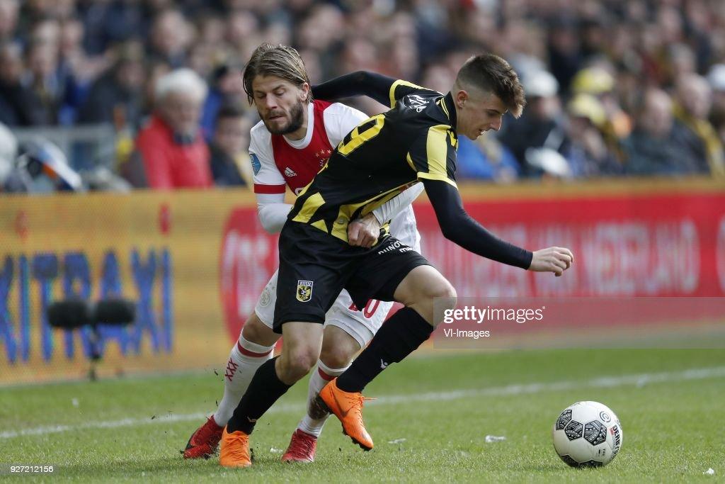 """Dutch Eredivisie""""Vitesse v Ajax"""" : News Photo"""
