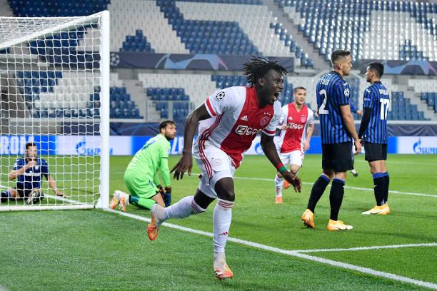 ITA: Atalanta BC v Ajax Amsterdam: Group D - UEFA Champions League