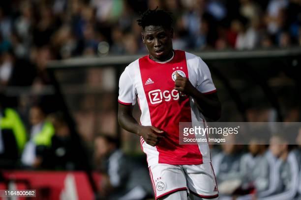 Lassina Traore of Ajax U23 during the Dutch Keuken Kampioen Divisie match between Ajax U23 v Almere City at the De Toekomst on August 30, 2019 in...