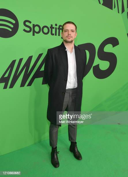 Lasso attends the 2020 Spotify Awards at the Auditorio Nacional on March 05 2020 in Mexico City Mexico