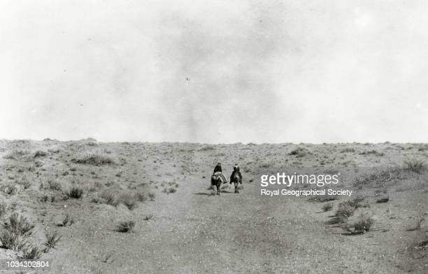 'An Nafud' Saudi Arabia circa 1913