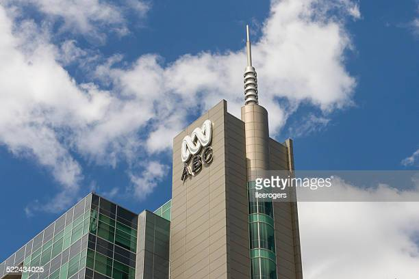 abc ultimo centre - abc broadcasting company stock pictures, royalty-free photos & images