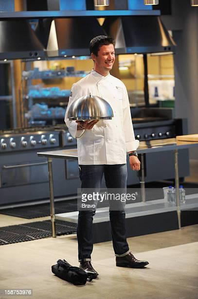 TOP CHEF Last Chance Kitchen Bart vs CJ 205 Pictured Contestant Bart Vandaele