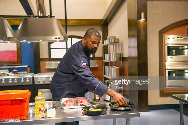 """Last Chance Kitchen: Keith vs. Chuy"""" Episode 905 -- Pictured: Contestant Keith Rhodes --"""