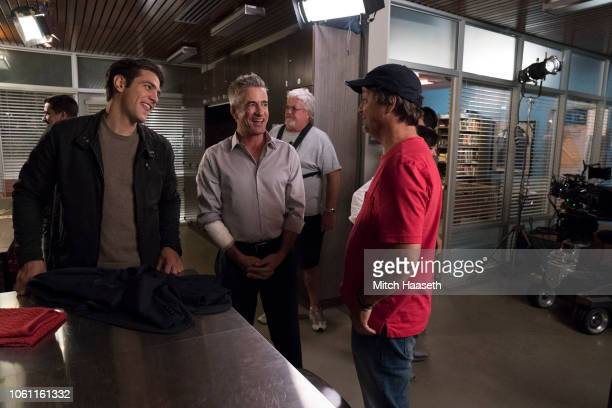 STATION 19 'Last Day On Earth' Just when Ryan agrees to talk it out with his dad Greg Tanner makes an unexpected visit to Station 19 leaving Ryan and...