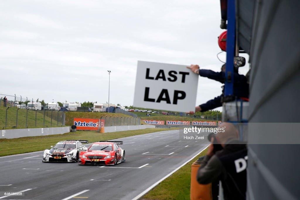 Motorsports / DTM: german touring cars championship 2014, 2. round ...