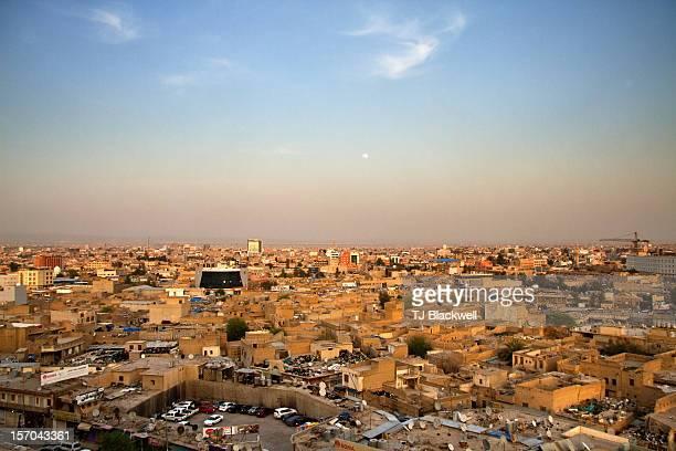 Last light over kurdistan