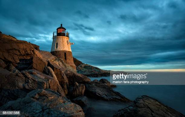 last light - newport rhode island stock pictures, royalty-free photos & images