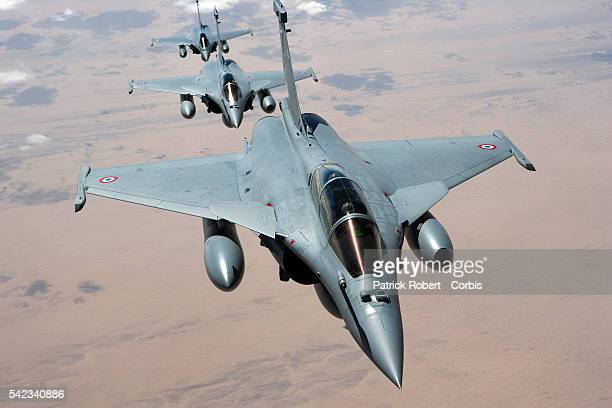 Last March 14 three Rafale fighter planes were used on the front line for tactical and bombing missions in Afghanistan In total 34 French Army...