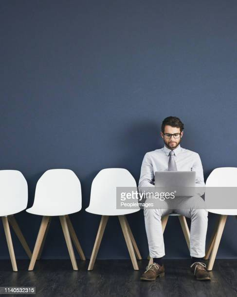 recherche de dernière minute avant l'entrevue - candidat photos et images de collection
