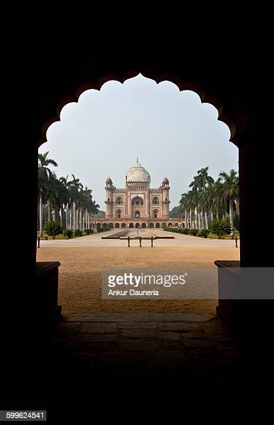 Last of the Mughal's architecture