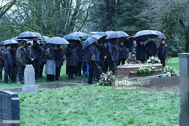 TIME Last Rites Emma David Regina Robin and Henry are finally back home in Storybrooke and reunited with Snow but unfortunately they still have to...