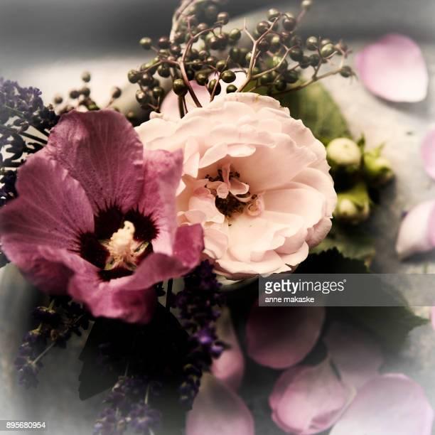 Last Romantic gardenbouquet