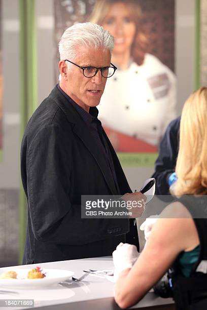 """Last Supper"""" - D.B. Russell is looking for answers and that starts with his team evaluating evidence in the kitchen, on CSI: CRIME SCENE..."""