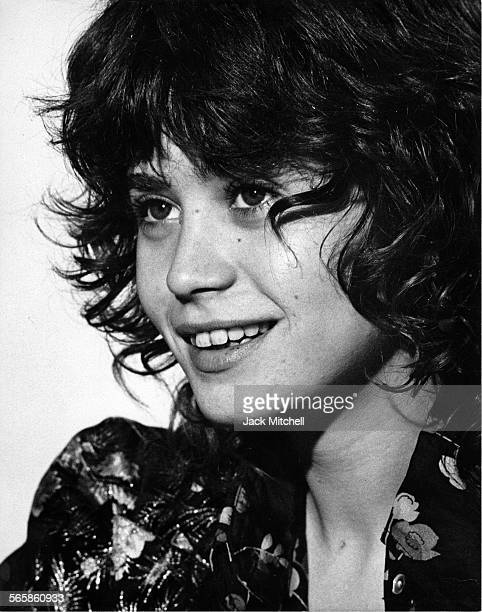 Last Tango in Paris actress Maria Schneider 1973 Photo by Jack Mitchell/Getty Images
