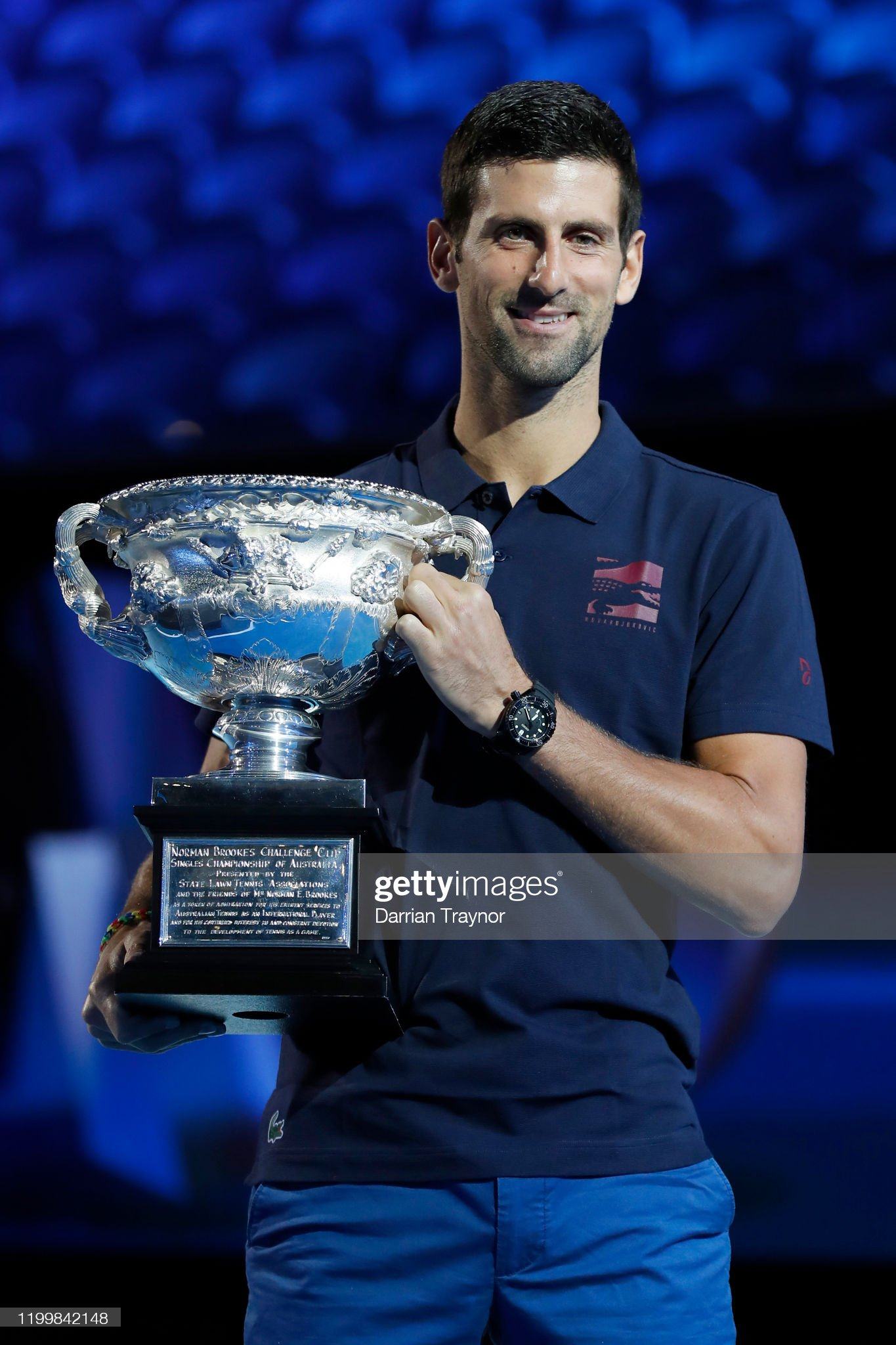 2020 Australian Open Official Draw : News Photo