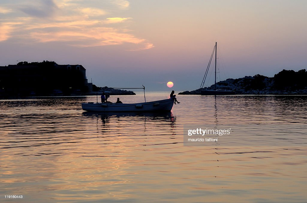 Lastovo , Croazia : Stock Photo