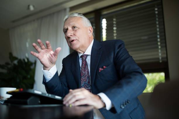 HUN: Nitrogenmuvek Vegyipari Zrt. Owner Laszlo Bige Interview