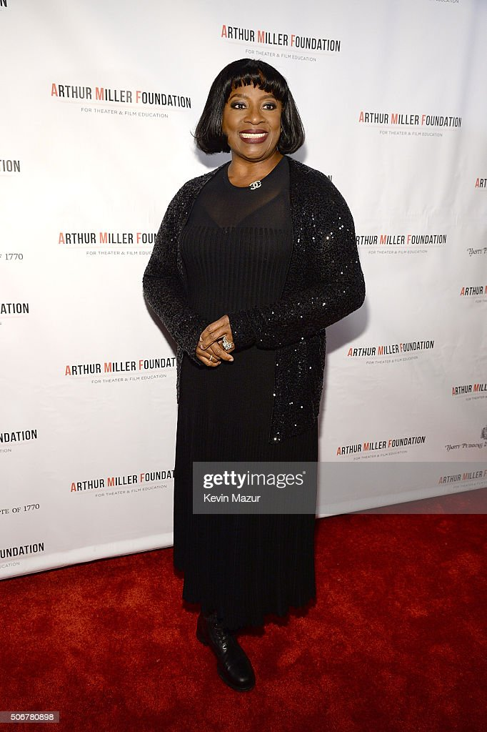 LaTanya Richardson Jackson attends the Arthur Miller - One Night 100 Years Benefit at Lyceum Theatre on January 25, 2016 in New York City.