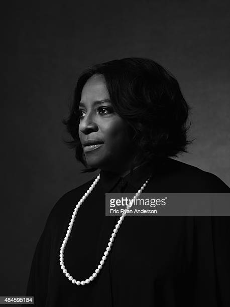 LaTanya Richardson Jackson is photographed for The Hollywood Reporter on May 23 2014 in New York City