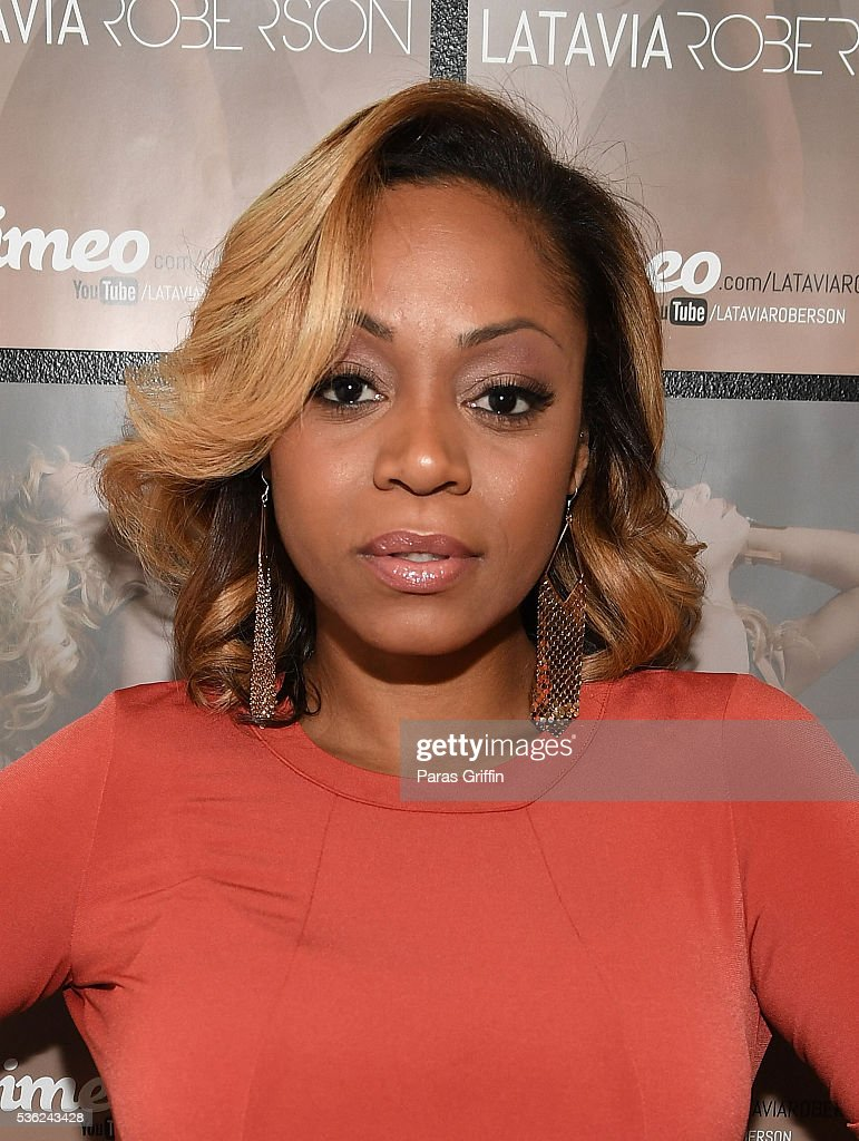"""The Online Diary Of Latavia Roberson"" Private Screening : News Photo"