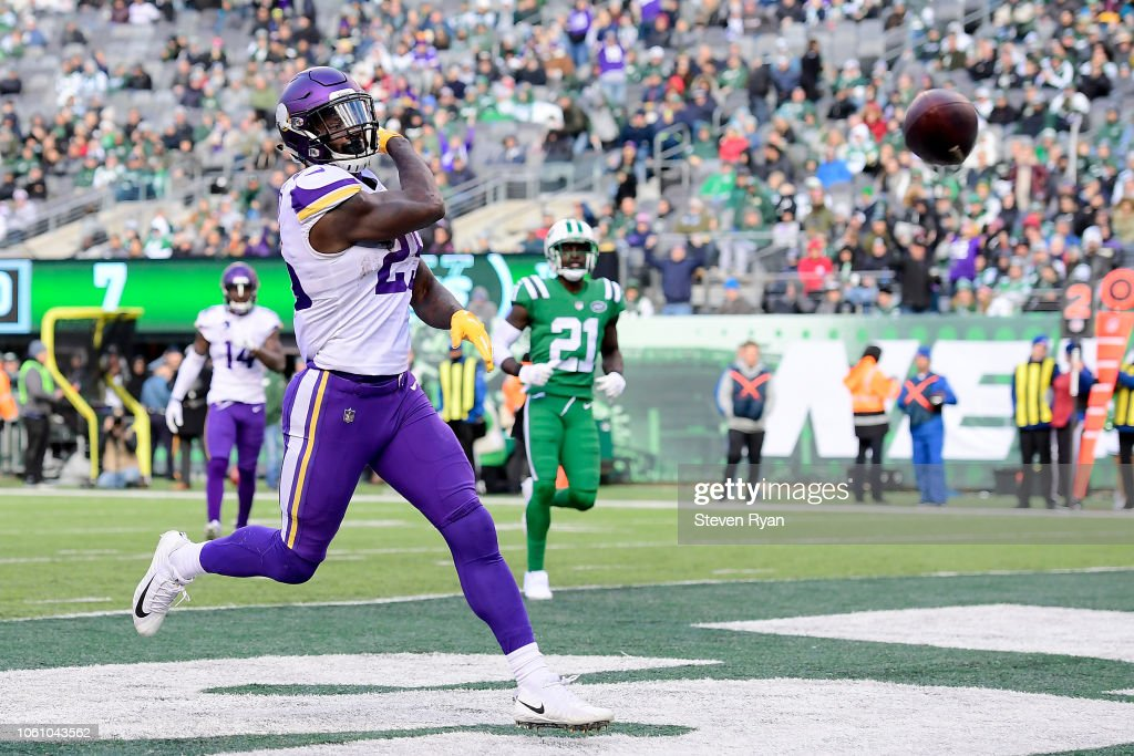 Minnesota Vikings v New York Jets : News Photo