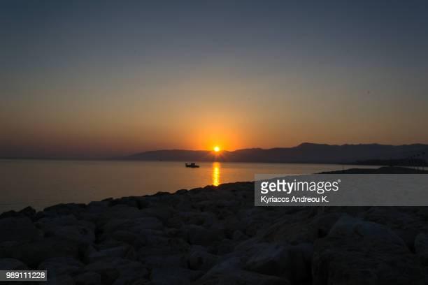 latchi sunrise - latchi ストックフォトと画像
