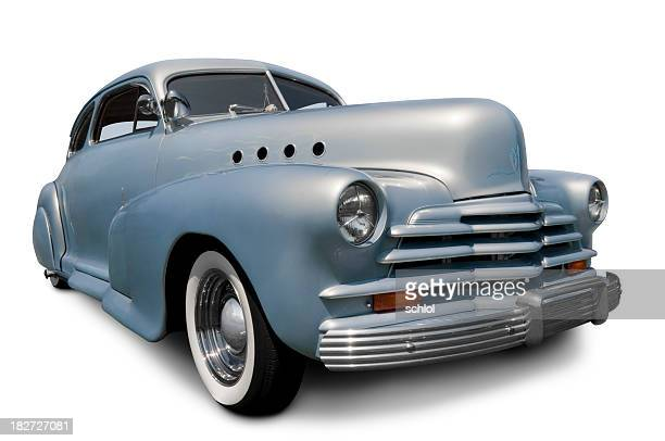 Late 1940's Automobile