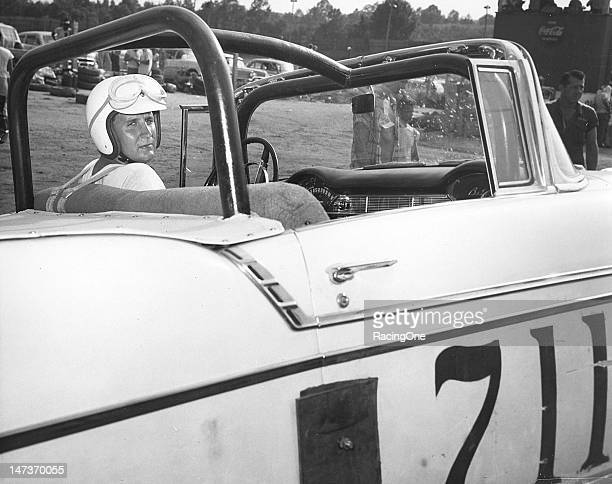 Missouri driver Bill Poor ran a 1956 Chevrolet during the 1956 and 1957 NASCAR Convertible Division seasons finishing in the top 10 in 25 of his 34...