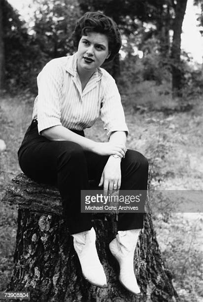 Late 1950s Tennessee Nashville Patsy Cline