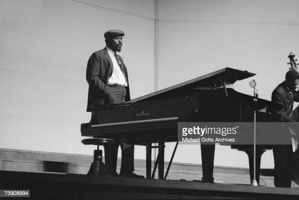 Late 1950s West Germany Thelonious Monk