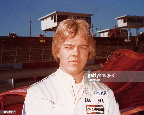Phil Parsons began his NASCAR career in the Baby Grand Series where he poses for this photo before a race at North Wilkesboro Speedway Parsons won...