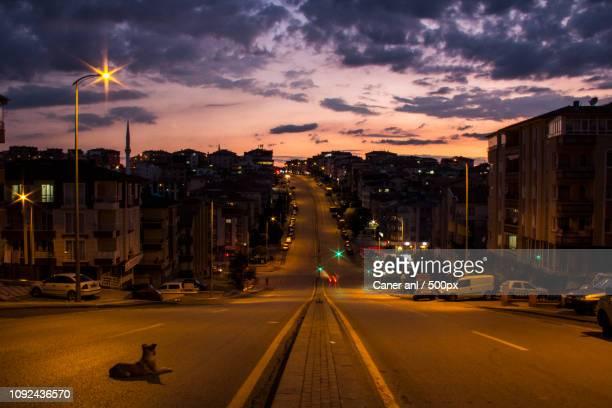 Late night in Ankara