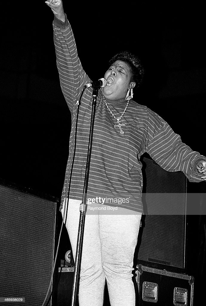 Boogie Down Productions Live In Concert : News Photo