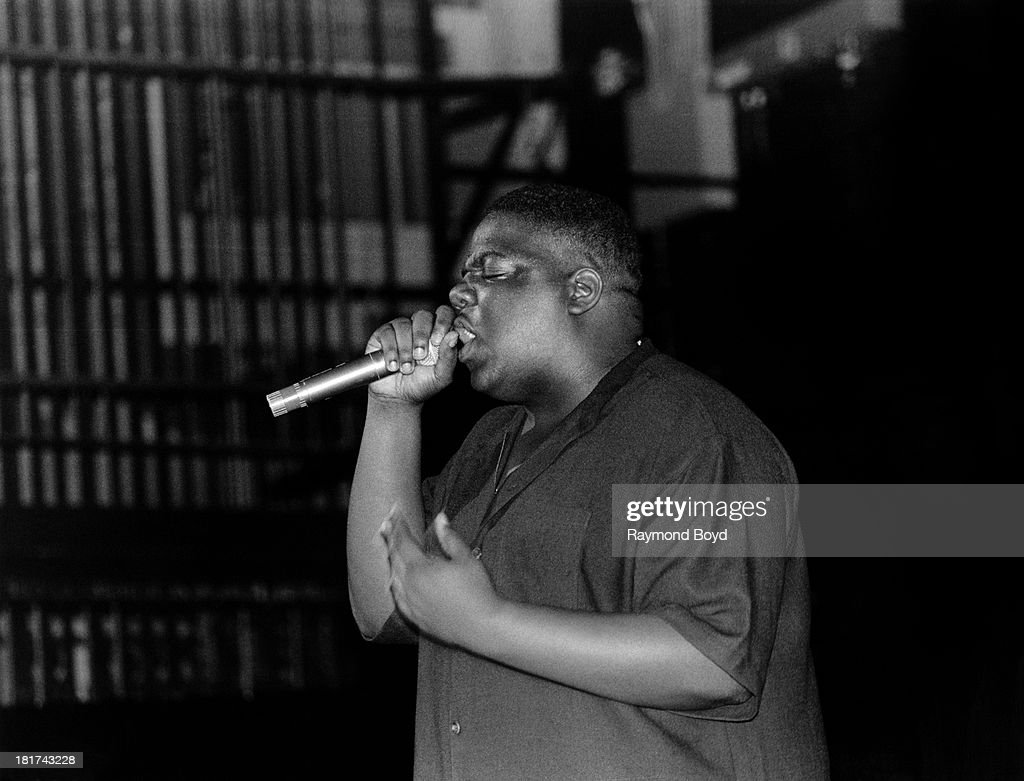 Notorious B.I.G. Live In Chicago : News Photo