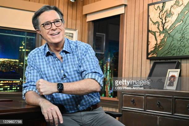 Late Show with Stephen Colbert during ThursdayÕs November 12, 2020 show.